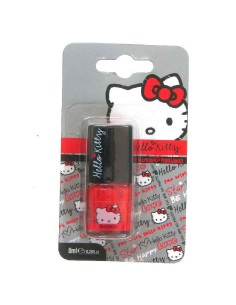 Pintaunas rojo Graffiti Hello Kitty