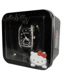 Reloj r Hello Kitty Black