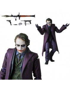 Figura Joker DC Comics El caballero Oscuro 15cm