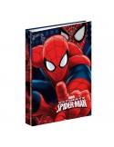 Carpeta folio 4 anillas Spiderman Marvel Eyes