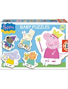 Puzzles Peppa Pig baby