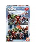 Puzzles Vengadores Avengers Marvel 2x100