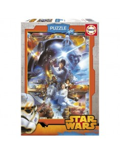 Puzzle Star Wars 500