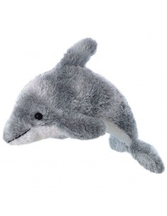 Peluche Delfin Mini Flopsies 21cm