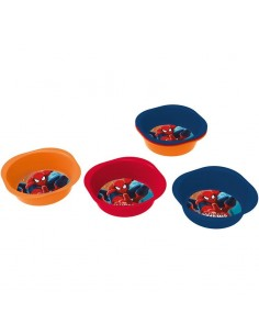 Set 3 bol Spiderman Marvel picnic