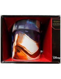 Taza Star Wars Episodio VII Capitan Phasma ceramica