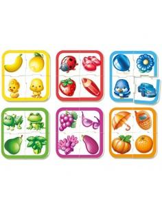 Juego Baby Colores