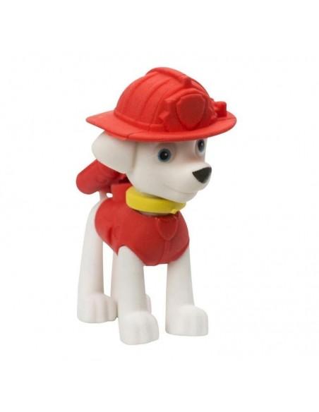 Blister figura borrador Patrulla Canina Paw Patrol Marshall