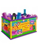 Puzzle 3D caja organizador Girly Girl