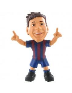Figura Messi celebrando FC Barcelona