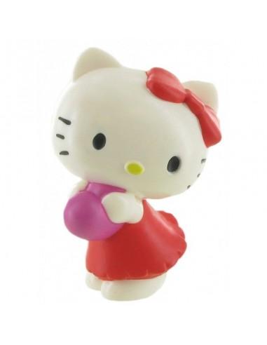 Figura Hello Kitty corazon