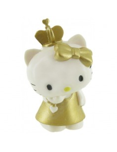 Figura Hello Kitty gold