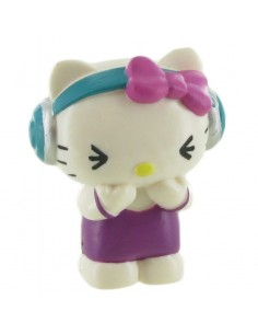 Figura Hello Kitty music
