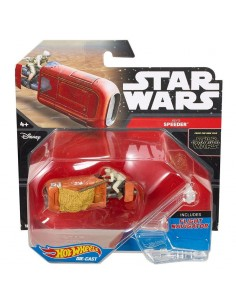 Rey s Speeder Star Wars Hot Wheels