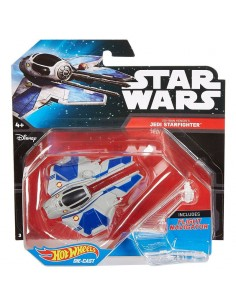 Jedi Starfighter Hot Wheels