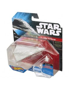 First Order Star Destroyer Hot Wheels