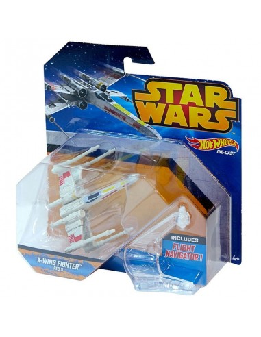 X wing Fighter Red 5 Hot Wheels