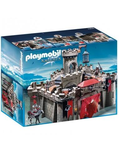 Castillo Caballeros del Halcon Playmobil Knigths