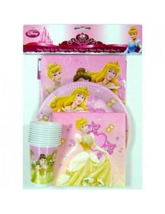 Pack fiesta Princesas Disney