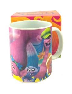 Taza Trolls ceramica