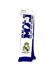Bufandas oficiales del Real Madrid
