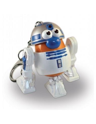 Llavero Mr. Potato R2D2 de Star Wars