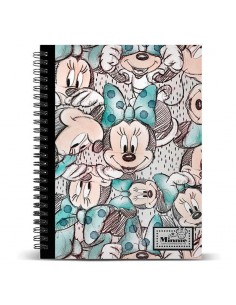 Cuaderno de Minnie Mouse