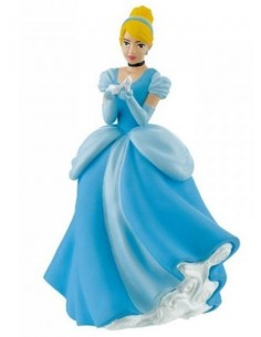 Figura Cenicienta 12 cm de Princesas Disney