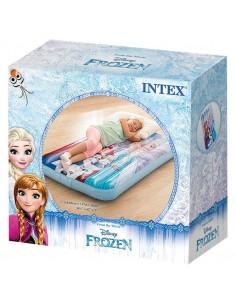 Colchon hinchable de Frozen Disney