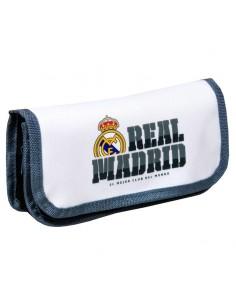 Estuche solapa Real Madrid
