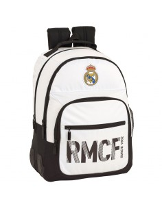 Mochila Real Madrid 42cm adaptable