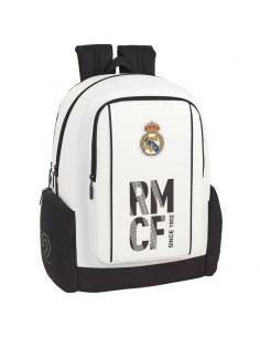 Mochila ordenador oficial Real Madrid 43 cm.