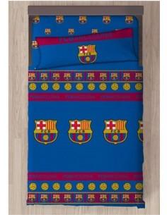 Sábanas 150 cm. F.C. Barcelona