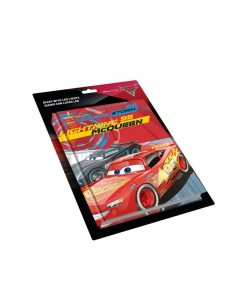 Diario luz led Rayo McQueen de Cars
