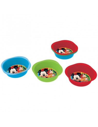 Set 3 cuencos de Mickey Mouse