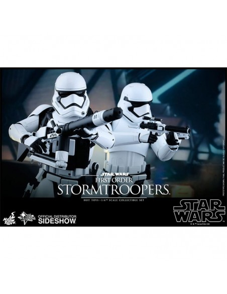 Figura First Order Stormtroopers Set Sixth Scale Star Wars Episodio VII
