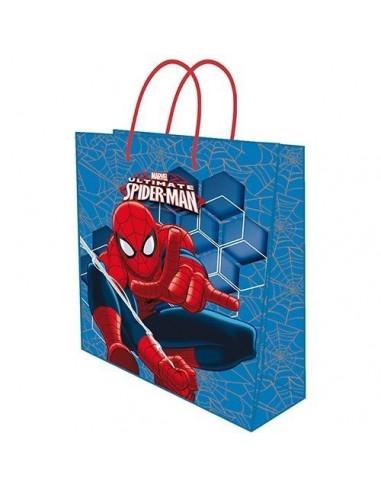 Bolsa regalo Spiderman Marvel pequena