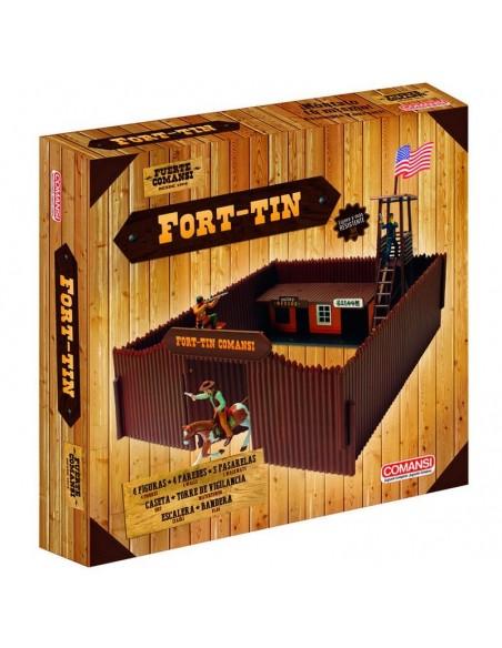 Fuerte Comansi Fort Tin
