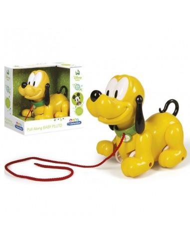 Baby Pluto Disney juega contigo