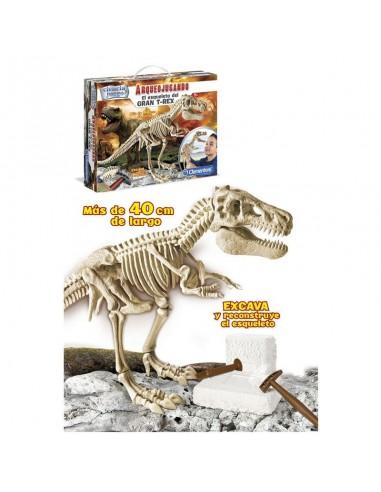 Arqueojugando T Rex Gigante