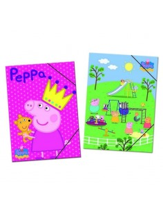 Carpeta Peppa Pig surtida