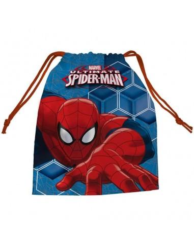 Saco Spider Man Marvel Ultimate merienda