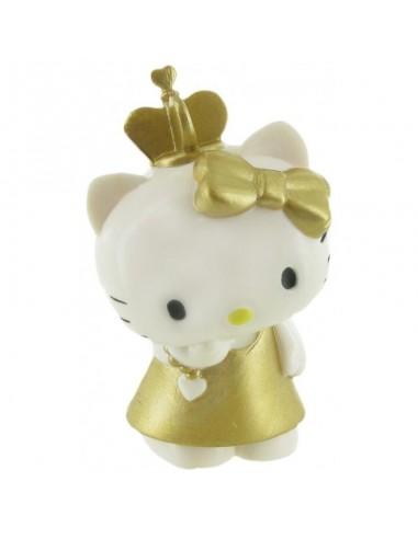 Figura Hello Kitty gold