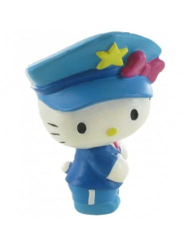 Figura Hello Kitty policia