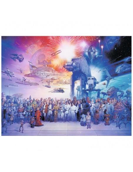 Puzzle Star Wars Universe 2000pz