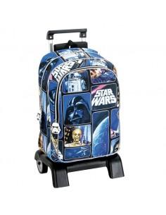 Mochila con carro de Star Wars
