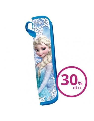 Portaflautas Elsa de Frozen