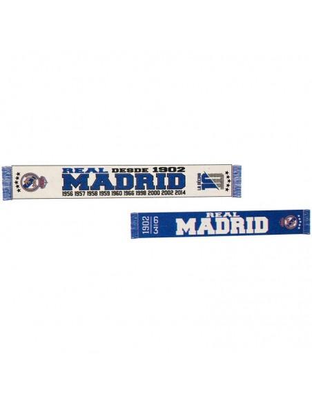 Bufanda del Real Madrid