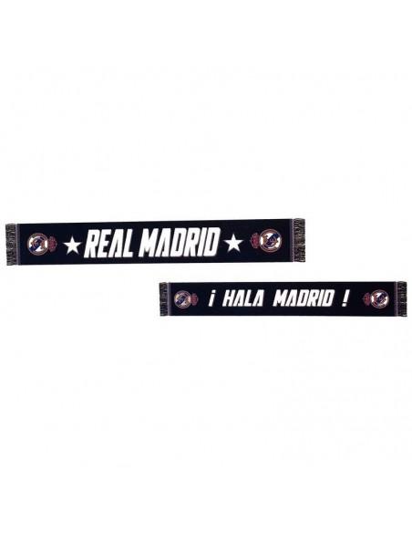 Bufanda grande oficial del Real Madrid