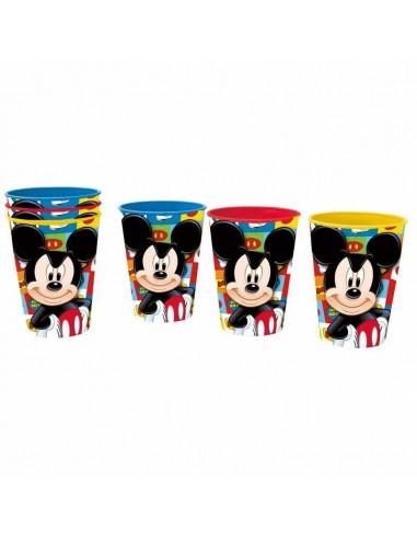 Set 3 vasos de Mickey Mouse